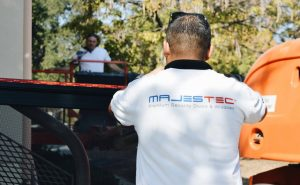 Majestec Crew Working