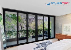 Premium security sliding screen doors