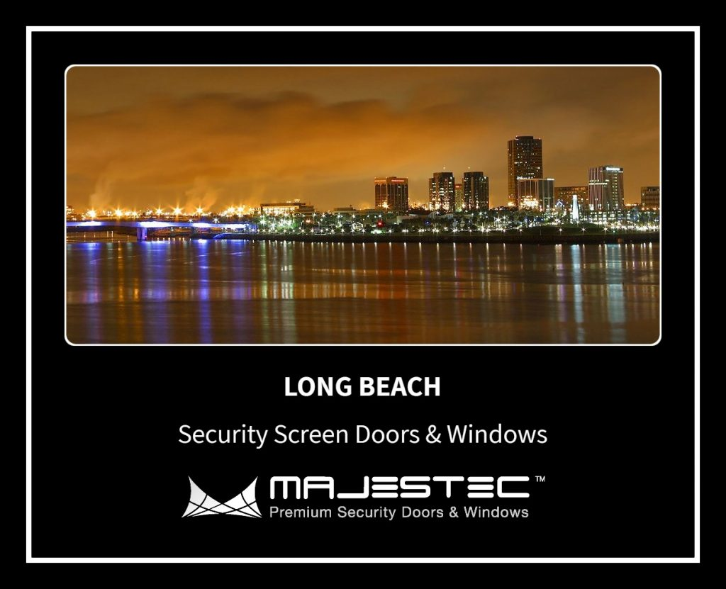 Home Security Screens Long Beach, CA