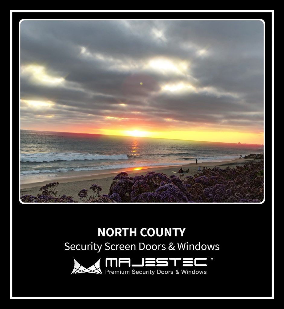 Majestec Premium Security Screens North County, San Diego, Carlsbad