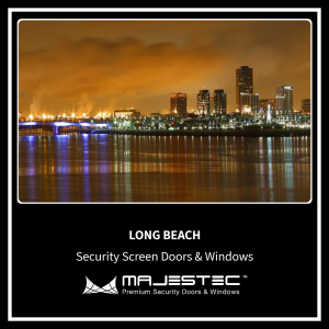 Security Screen Doors & Windows Long Beach, CA