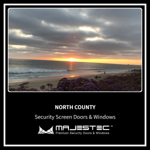 Security Screen Doors & Windows North County, CA