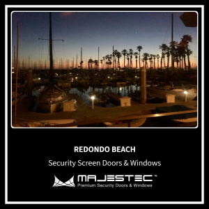 Security Screen Doors & Windows Redondo Beach, CA