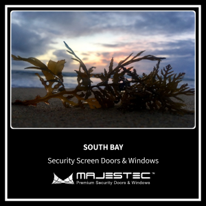 Security Screen Doors & Windows South Bay, CA
