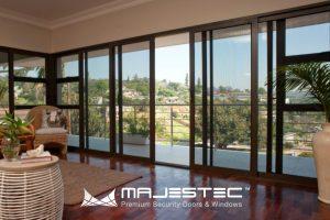 Security screen Sliding door in LA county - Majestec, Redondo Beach, CA