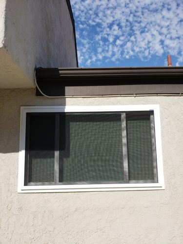 Security Screen Windows