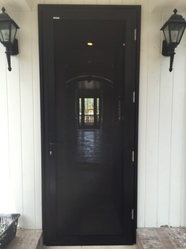 Security Screen Door Rancho Palos Verdes