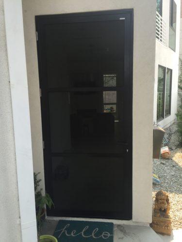 Security Screen Doors Pacific Palisades