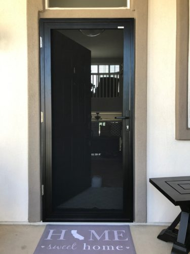 Security Screen Doors Manhattan Beach