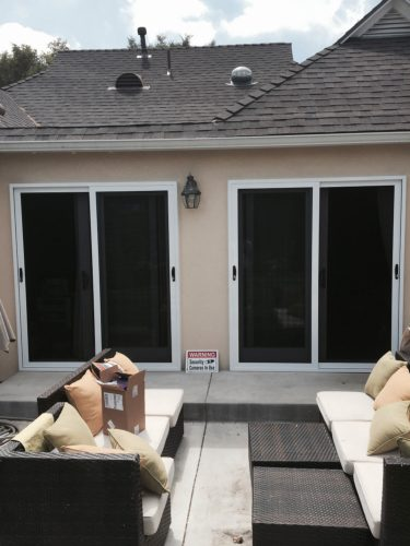 Security Screen Doors for Sliders Redondo Beach