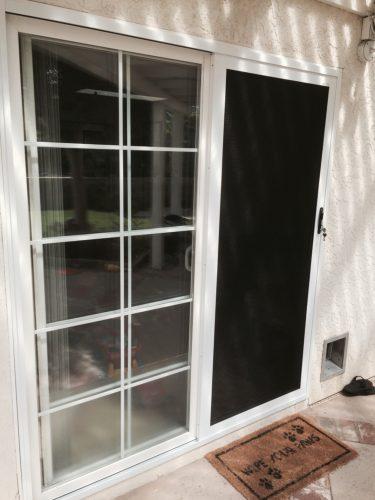 Security Screen Doors for Slider Beverly Hills