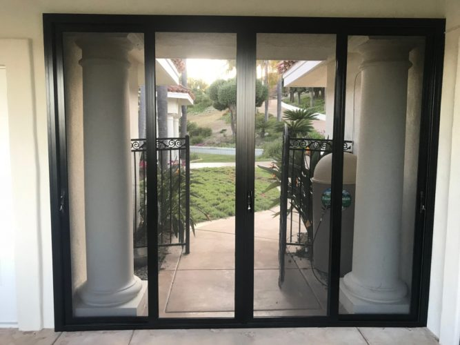 Security Screen Doors Installed Beverly Hills