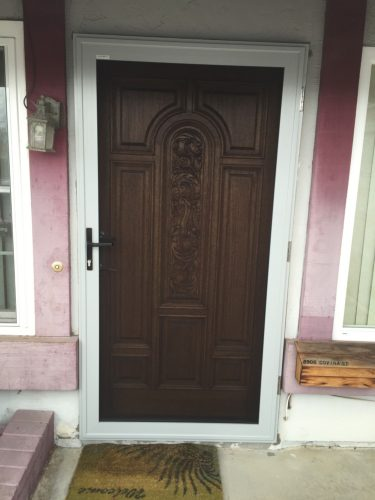 Sahara Grey Door_
